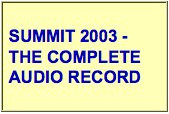 SUMMIT 2003 COMPLETE AUDIO RECORD Radio Production Copywriting