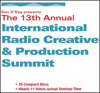 RADIO CREATIVE PRODUCTION SUMMIT 2008 10 CDS Orkin Wolfson Fraley