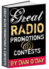Great Radio Promotions and Contests by Dan O'Day