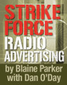 STRIKE FORCE RADIO ADVERTISING mp3 recording Blaine Parker