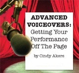 Cindy Akers Voice Over workshop mp3 download