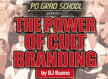 POWER OF CULT BRANDING BJ Bueno mp3 download radio programming seminar