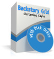 Backstory Gold Christine Coyle Radio Copywriting Voice Acting Workshop with Dick Orkin