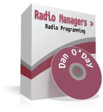 Radio programming, radio management,radio seminar,radio seminar mp3 download,Dan O'Day