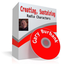 Gary Burbank,radio characters,Earl Pitts,Gilbert Gnarley,WLW,Cincinnati radio,radio comedy,radio voices,voice acting,voice actor,comedy writing