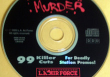 MURDER Radio Production Music Beds Imaging L.A. Air Force