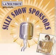 SILLY SHOW SPONSORS Gary Owens Dan O'Day Radio Comedy Drops CD