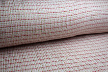 NATURAL / PINK TWEED