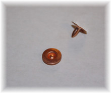 Copper Jean Ring Rivet - package of 12