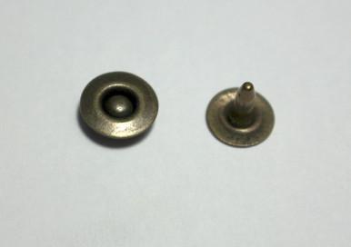 Antique Brass Ring Rivet