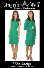 The Evelyn Dress and Jacket AW5314