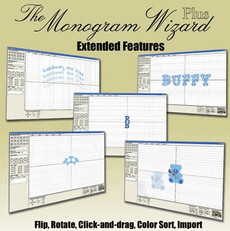 Extended Features Pak for Monogram Wizard Plus
