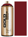 Montana Gold Artist Spray Paint  Royal Red