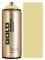 Montana Gold Artist Spray Paint  Sahara Yellow