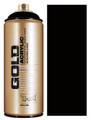 Montana Gold Artist Spray Paint  Shock Black