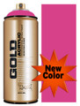 Montana Gold Artist Spray Paint   Pink Pink