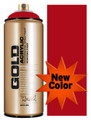 Montana Gold Artist Spray Paint   Shock Kent Blood Red