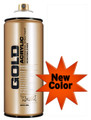 Montana Gold Artist Spray Paint   Shock White Pure
