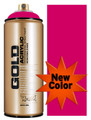 Montana Gold Artist Spray Paint   100% Magenta