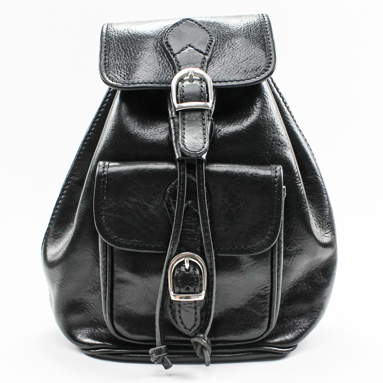 Alberto Bellucci - The Bardi Italian Leather Backpack