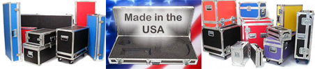 About Road Cases USA