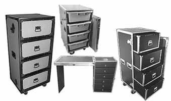 ATA drawer cases