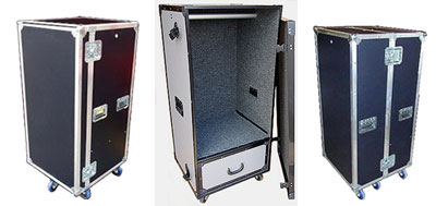 ATA wardrobe travel cases