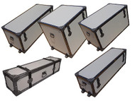 Combo Drum Case & Hardware TUFFBOX Road Cases - 5 Sizes Starting at $229