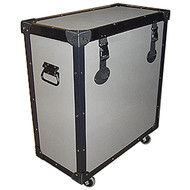 "Trap Cases w/wheels 2 great sizes OD 24"" x 12"" x 25"" high OD 30"" x 15"" x 25"" high"