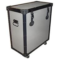 "Trap Cases w/wheels 2 great sizes OD 24"" x 12"" x 25"" high OD 30"" x 15"" x 25"" high"