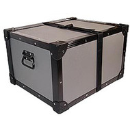 "TuffBox 14 1/2"" Deep Rack Cases! 7 Sizes Available $69 Any Size  3 Space - 4 Space - 5 Space - 6 Space - 7 Space - 8 Space - 9 Space"