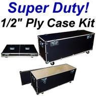 "Stands, Poles, & Tripods Super Duty 1/2"" Ply Case Kit - Medium"