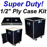 """22"""" Cube Cable Trunk - Super Duty 1/2"""" Ply Case Kit"""