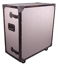 "Custom Made TuffBox ""Live In"" ATA Cases For Speaker Cabinets"