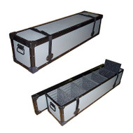 PAR - LED Lights TuffBox Case w/6 Removeable Dividers - 3 Sizes!