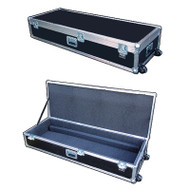 "PROTECTOR' 3/8"" Ply ATA Case w/Wheels For Keyboards Under 53"""