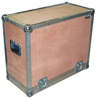 """Amp Case 1/4"""" ATA w/Bare Wood Exterior - Paint it! Stain It! Design It Youself!"""