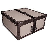 """Snare Drum TuffBox Case for 5 1/2"""" or 6 1/2"""" Snare - 1/4"""" Light Duty"""