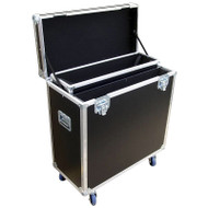 "Trap Case for Drum Equipment - 3/8"" Heavy Duty ATA - Jumbo Size"