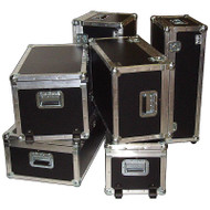 Utility & Supply Trunk ATA Cases w/Dolly Wheels - 6 Sizes!