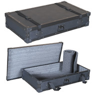 "TuffBox Lite Duty Economy Road Case for Large Mixers 36"" Long Max"