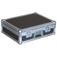 "Diamond Plate Hard Laminate 3/8"" SUPER ATA Small Mixer Case"