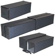 "Extendable TuffBox Telescoping Case - ID 14""x14""x48"" to 90"" Long"
