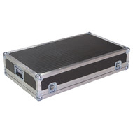"""Diamond Plate Laminate 1/4"""" Med Duty ATA Case for Large Mixer"""