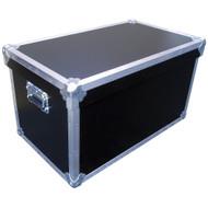 "Trunk w/Shoe Box Lid 3/8"" Ply ECONOMICAL! ID 32""x18""x18"" High"