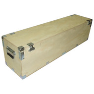 """New Heavy Duty Crate Style Stand Cases, an Affordable Case Solution! 2 stock sizes available Inside Dimensions 35"""" x 13 3/4"""" x 14 3/4"""" Inside Dimensions 46 3/4"""" x 10 3/4"""" x  11 3/4"""""""