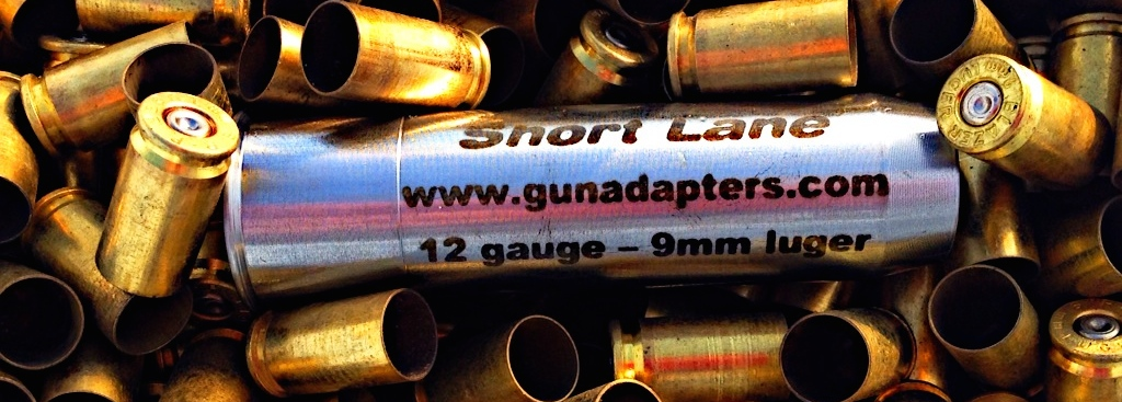 Smooth Bore 12 Gauge to 9mm!