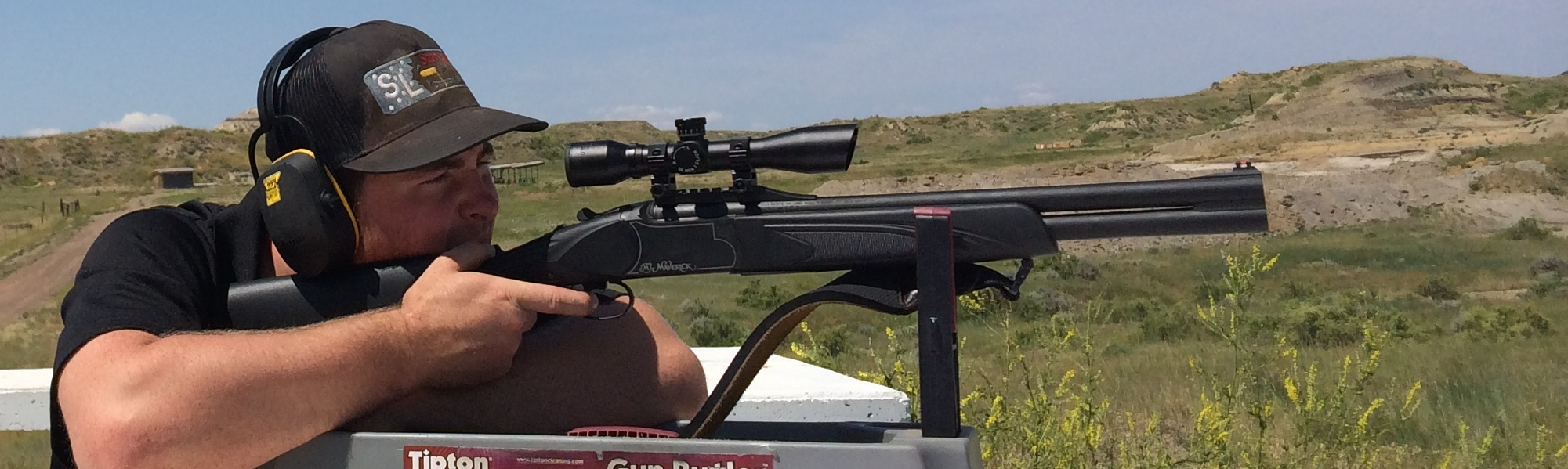 Taking Aim at the Range!