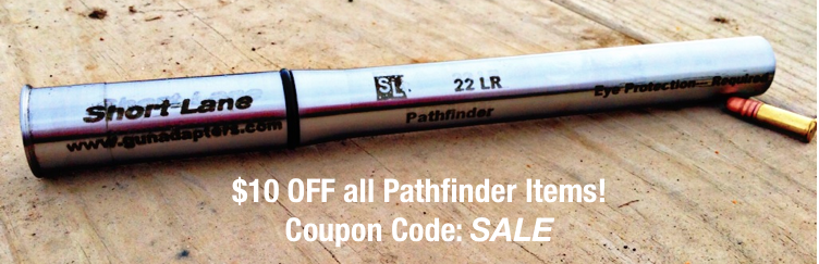 $100 OFF all Pathfinder Items! Coupon Code: SALE