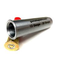 12 gauge to 28 gauge Shotgun Adapter
